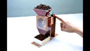 آسیاب قهوه - ساخت آموزش