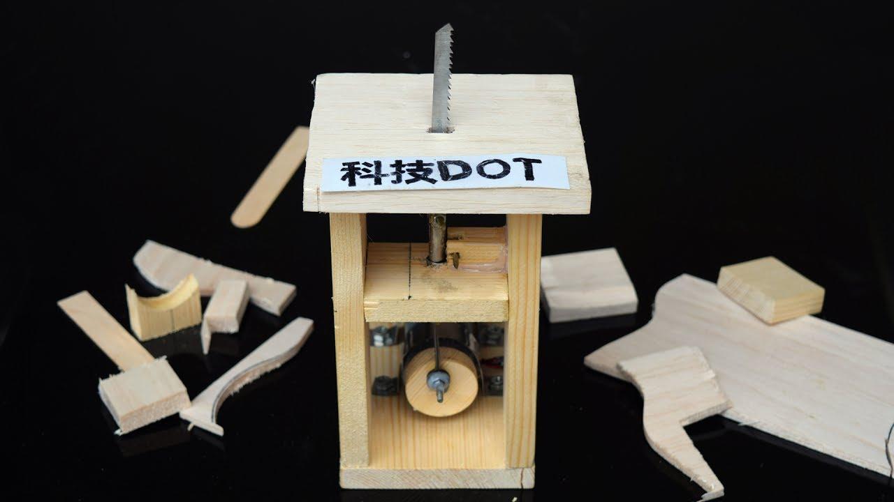 آموزش - ساخت - اره - کاردستی - دست سازه - ساخت اره عمودبر