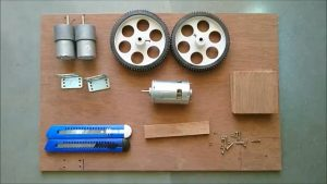 ساخت ماشین چمن زنی