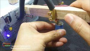 آموزش - ساخت -کاردستی - نقطه جوش - ترانس - جوش - دستگاه جوش - دست سازه - صنایع دستی