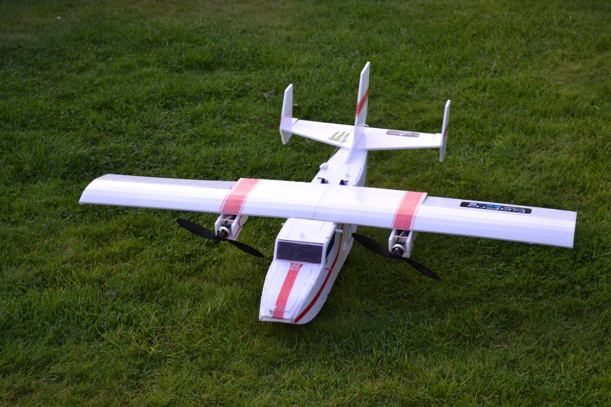 آموزش سخت هواپیمای کنترلی - آرمیچر