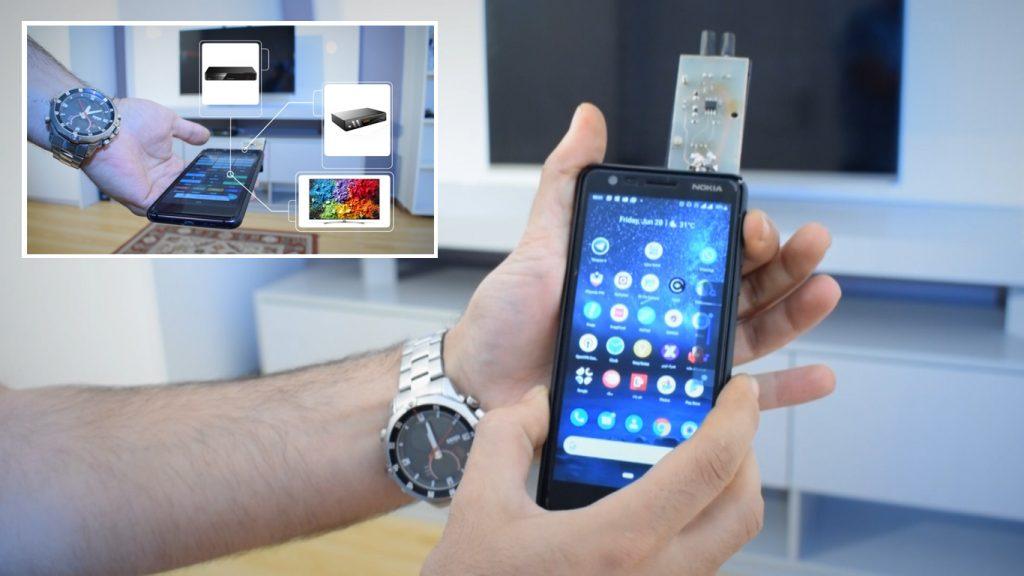 کنترل اندرویدی – کنترل مادون قرمز (کنترل اندرویدی ) همه کاره مخصوص تلفن های اندرویدی.