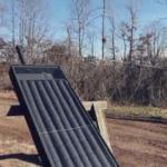 انرژی-خورشیدی-صفحه-سولار-سوخت-فسیلی-قوطی