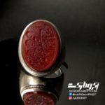 انگشتر – نقره – دست ساز – فروش – عقیق (4)