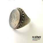 انگشتر – نقره – دست ساز – فروش – عقیق (5)