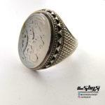 انگشتر – نقره – دست ساز – فروش – عقیق (6)