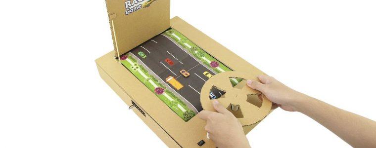 بازی - سرگرمی تفریح - ساخت - کاردستی - دست سازه - ماشین بازی رالی2