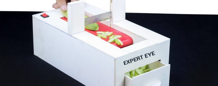 ساخت خردکن سبزیجات