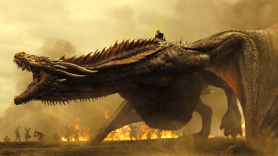 خلاقیت-سینما-سریال-جلوههای ویژه-بازی تاج و تخت-game of thrones