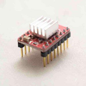 درایور استپر موتور 01A4988 مناسبCNC