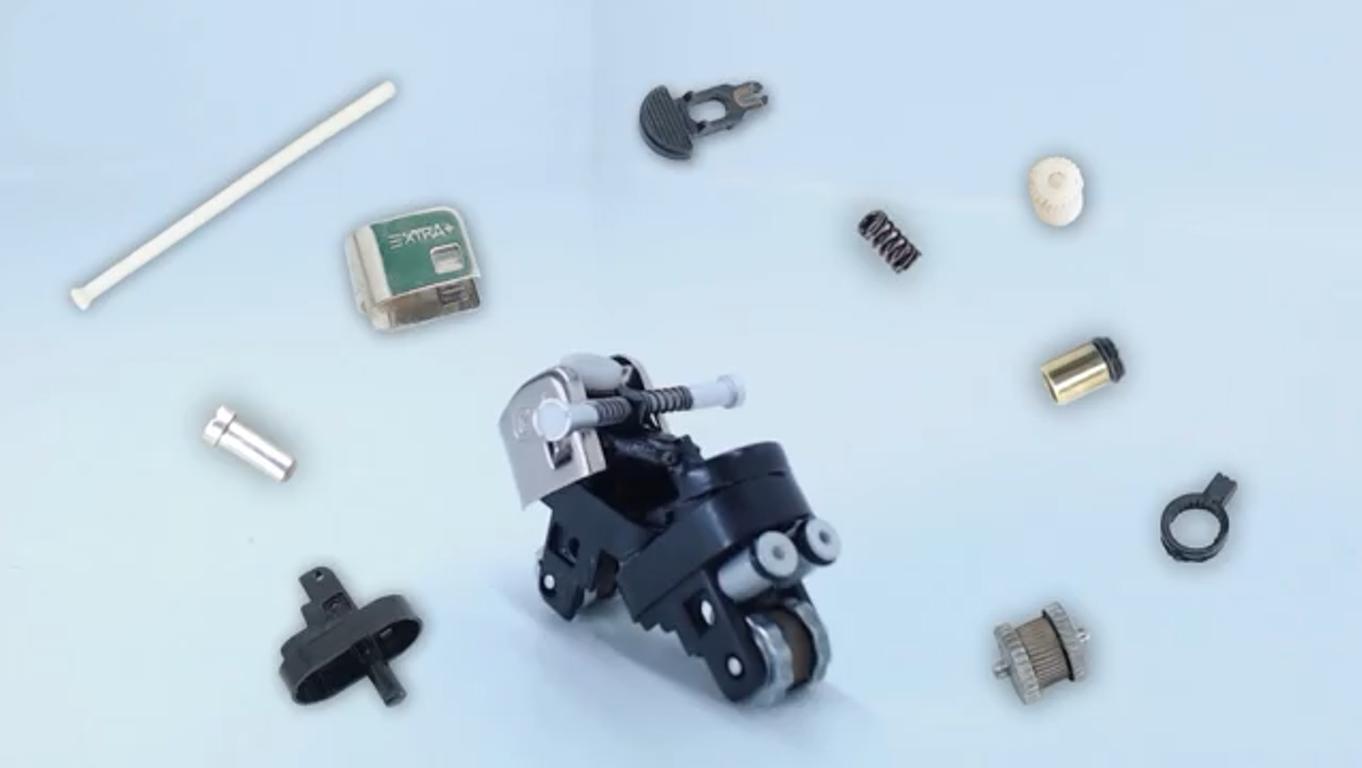 دستسازه-اسباببازی-بازیابی-مواداولیه-موتورسیکلت-مینیموتور