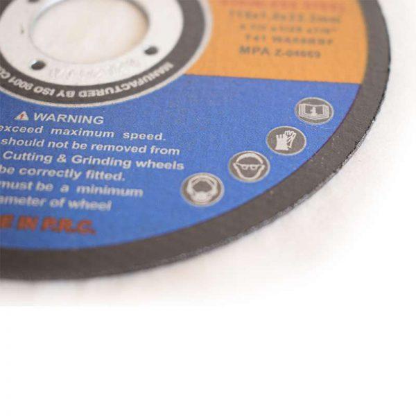 دیسک برش مینی فرز استیل بر 1