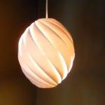 روشنایی-چراغآویز-لامپ-مقوایی-اطاقخواب