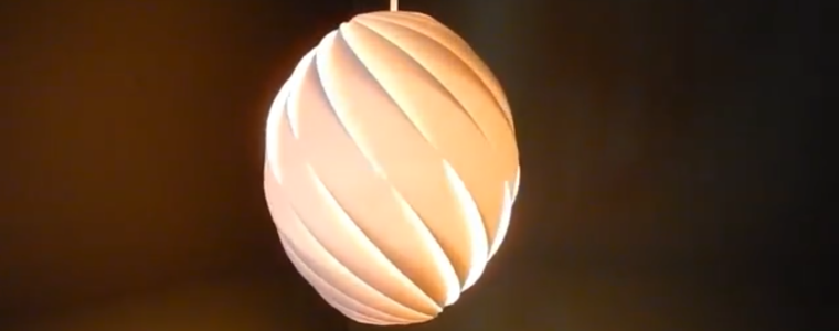 ساخت چراغ آویز (2)