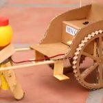 ساخت اسباب بازی - ساخت درشکه - کالسکه