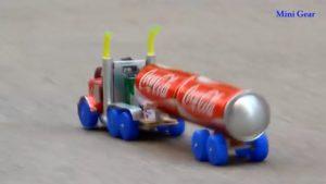 ساخت-اسباب-بازی-کامیون-قوطی-نوشابه-بازیافت-کاردستی-دست-سازه