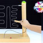 ساخت بازی دستگاه اعصاب سنج بوسیلهی کارتُن