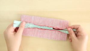 ساخت جامدادی با پارچه شلوار جین کهنه-لوازمالتحریر-نوشتافزار-وسایل مدرسه-مدرسه-آغاز سال تحصیلی-شلوار جین