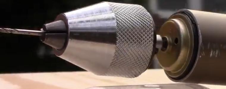 ساخت دریل کوچک سرعت بالا-جعبه ابزار-ابزار -مته-مینیدریل-کاردستی-ساخت ابزار دستی