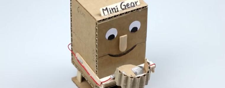 ساخت روبات سکهخوار
