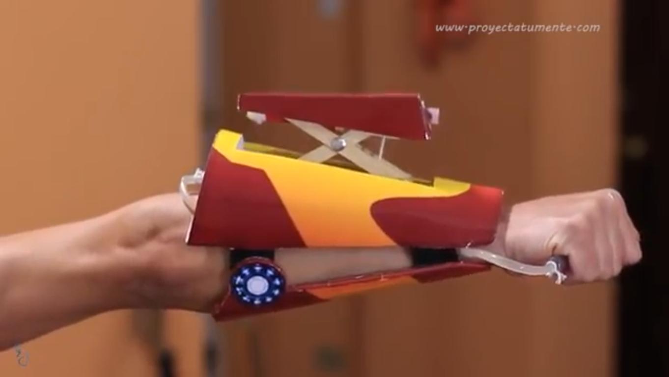 ساخت موشکانداز مرد آهنی- ساخت ماکت اسلحه-سینما-ژانر ابرقهرمانی-اسباببازی-شعبدهبازی