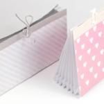 ساخت کیف مدارک با استفاده از تکنیک اریگامی-کاردستی-کیف کاغذی-کیف کارت اعتباری
