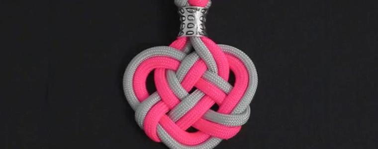ساخت گردنبند با ریسمان پاراکورد-زیورآلات-زینتی- ارزانقیمت-دستساز