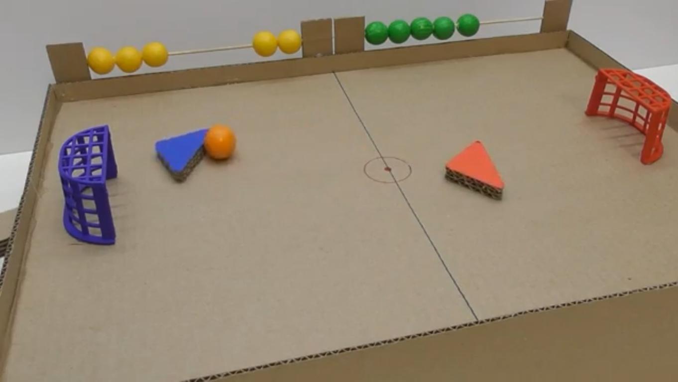 صفحه بازی-هاکی روی یخ-هاکی روی چمن-صفحه کارتنی-ورزش-هیجیانانگیز