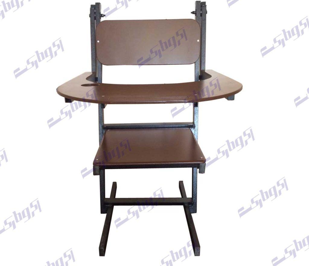 صندلی تاشو کم جا میوان مناسب برای نماز کتاب
