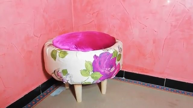 صندلی - لاستیک - ساخت صندلی