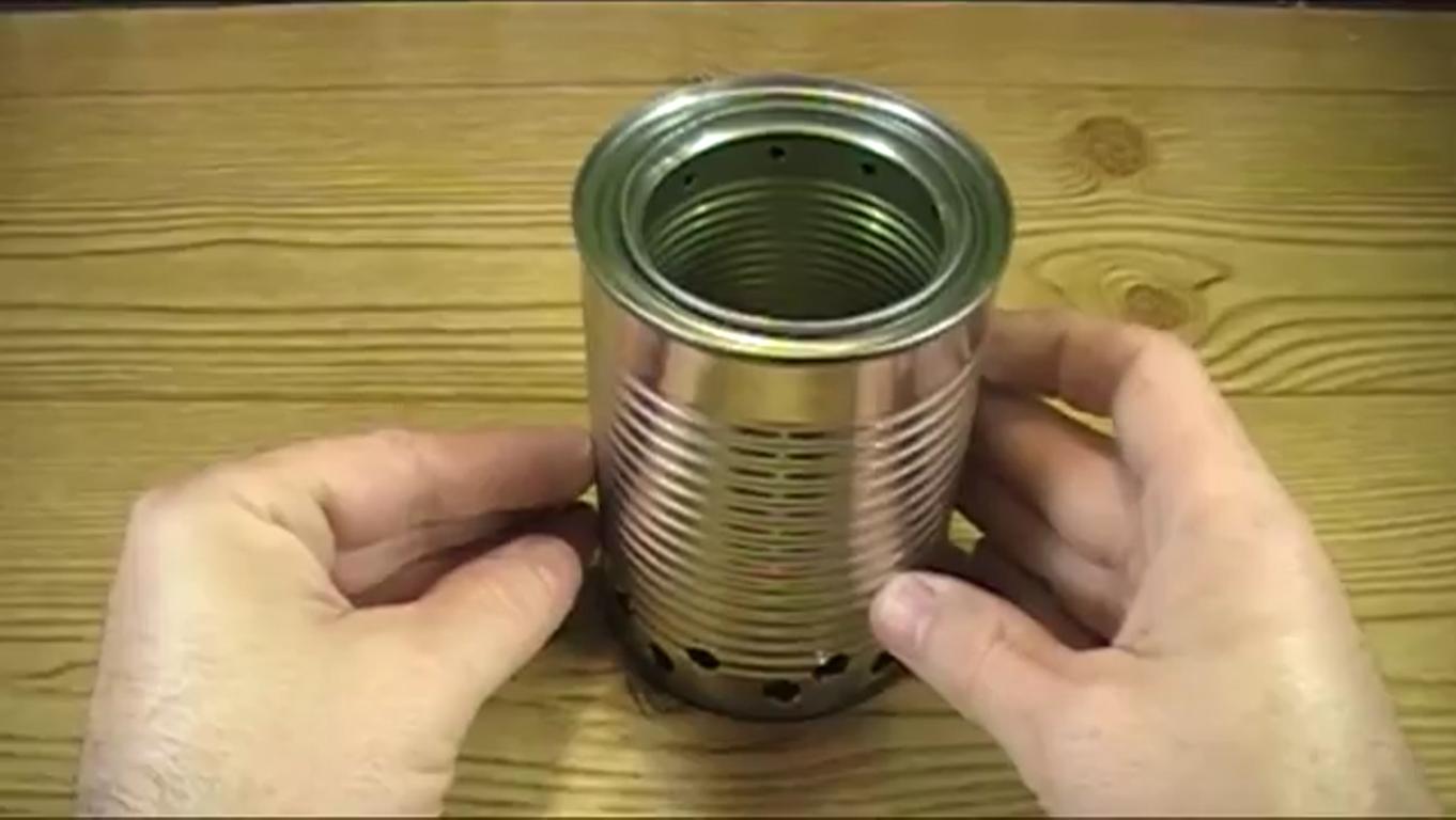 طبیعتگردی- ابزار-اجاق-قابلحمل-قوطیکنسرو