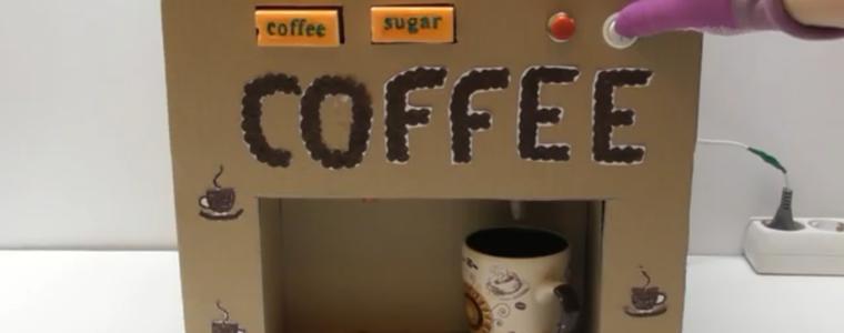 ساخت ماشین قهوهساز