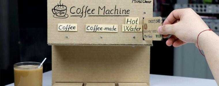 ساخت ماشین قهوه 2