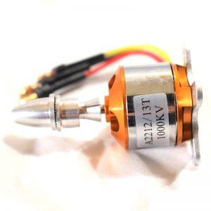 موتور براشلس KV1000 A2212 موتور کوادکوپتر و مولتی روتور