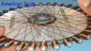 موتور - موتور الکتریکی - موتور دی سی - ساخت موتور ساخت آرمیچر آموزش