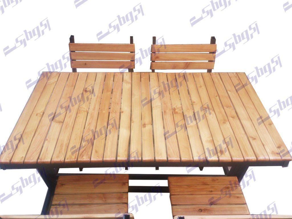 میز چهارنفره – محصول گروه تولیدیمیوان فروش ویژه در سایت آکرومارکت