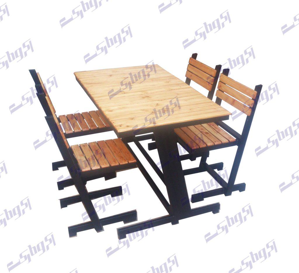میز چهارنفره – محصول گروه تولیدیمیوان فروش ویژه در سایت آکرومارکت2