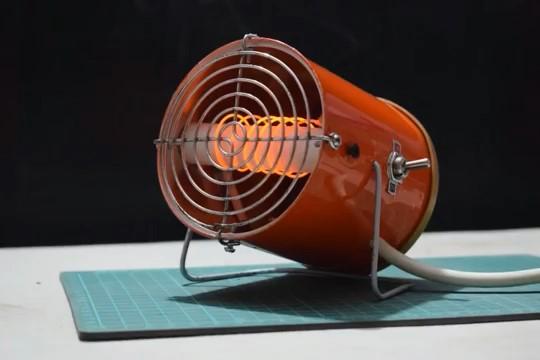 وجود یک سیستم گرمایش کوچک و قابل حمل که در مواقع ضروری به کمک مان آید