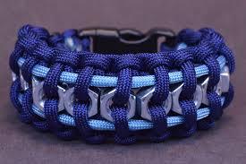 پاراکورد - دستبند - آموزش - بافت -مهره