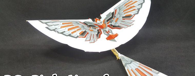 ساخت پرنده با قابلیت پرواز 2
