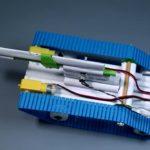 کاردستی - دست سازه تانک اسباب بازی شلیک آموزش ساخت