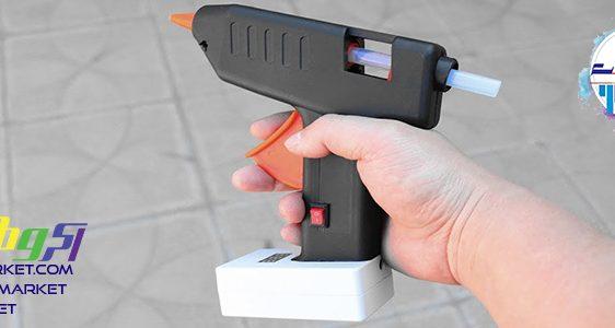 تبدیل تفنگ چسب حرارتی از برقی به شارژی