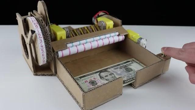 دستگاه پول شمار با آرمیچر