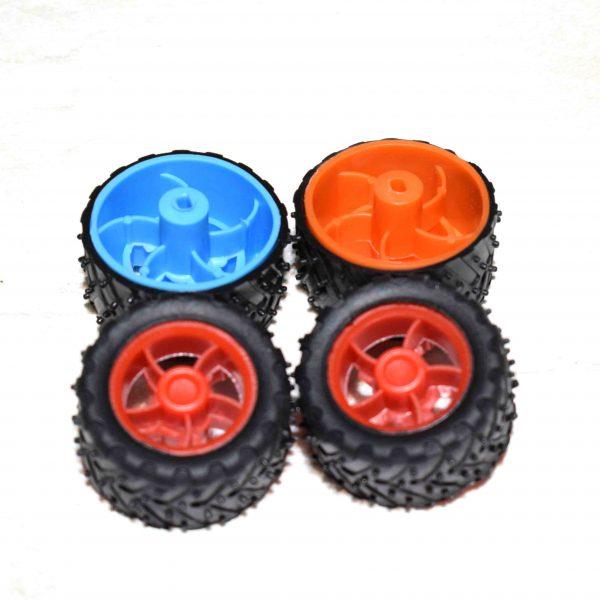 3 چرخ – چرخ روبات – چرخ ربات – چرخ برای ماشین – چرخ آرمیچر