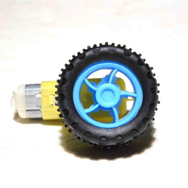 4 چرخ – چرخ روبات – چرخ ربات – چرخ برای ماشین – چرخ آرمیچر