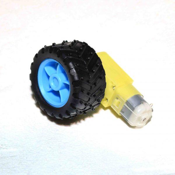 6 چرخ – چرخ روبات – چرخ ربات – چرخ برای ماشین – چرخ آرمیچر